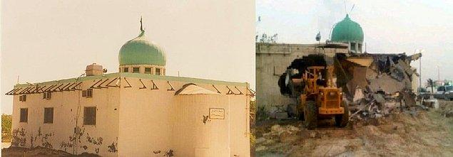 6. Şeyh Mohammed al-Barbaghi Camii (Bahreyn)