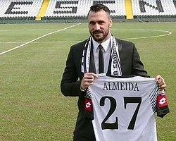 Almeida'nın Sözleşmesi Feshedildi