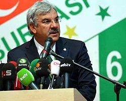 Bursaspor'dan Transfer Tepkisi