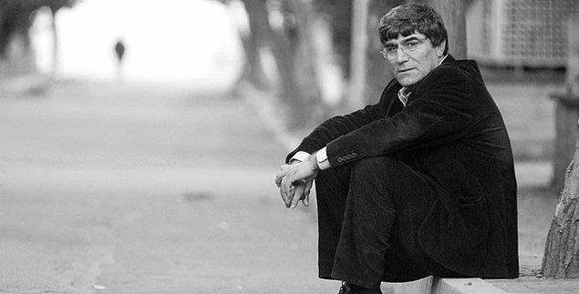 5. Davutoğlu'ndan Hrant Dink Mesajı
