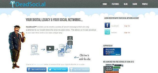 DeadSocial: Elvada videosu hazırlayın