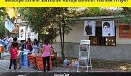 Belediye Ethem Sarısülük Kütüphanesini Yıkmak İstiyor