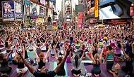 Bu İnsanlar Neden Böyle Duruyor Dedirten 10 Yoga Pozisyonu