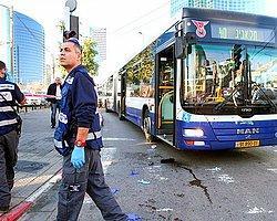 İsrail'de Bıçaklı Saldırı: 9 Yaralı