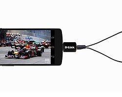 Android Cihazlara Özel Takıp Çıkarılabilir Dijital TV Alıcısı
