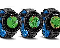 Garmin'den Golfçülere Özel Dokunmatik ve Renkli Ekranlı Saat
