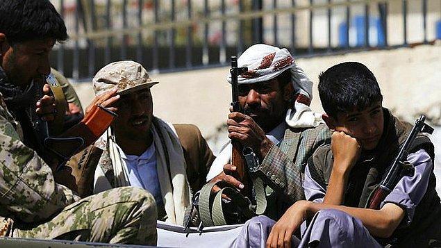 8. Yemen'de Devlet Başkanı Ev Hapsinde