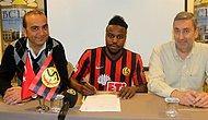 Eskişehirspor'a İngiltere'den Transfer