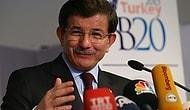 Başbakan Davutoğlu: 'Türkiye'yi Bir Köprü Haline Getirmek İstiyoruz'