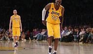 Kobe Bryant'ın Kariyeri Boyunca Geçirdiği Sakatlıklar