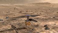 NASA'dan Mars Helikopteri