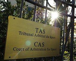 Türker Arslan, CAS Hakemliğine Yeniden Seçildi