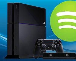 Spotify Uygulaması Playstation'a Geliyor