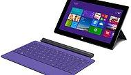 Microsoft, Surface 2 İçin 'Tamam' Dedi