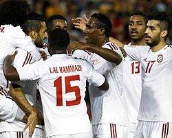 Asya Kupası'nın 3.sü Arap Emirlikleri Oldu