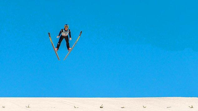 32. Çünkü ski-jumping Finlandiya'da daha eğlenceli olan bir spor.