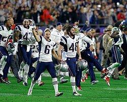 Super Bowl'da Şampiyon New England Patriots