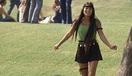 1960'lı Yıllarda Liseli Hippi Kızların İlginç Tarzlarını Gösteren 16 Fotoğraf