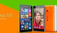 Lumia 535 Hangi Uygulamalara Sahip?