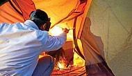 Gezi Parkı'ndaki Çadırları Zabıtaların Yaktığı Kanıtlanamadı
