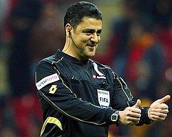 İşte F.Bahçe-Trabzonspor Maçının Hakemi