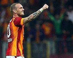 Sneijder'den Hgi'ye Mesaj Var...