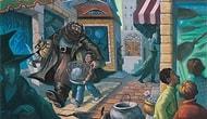Harry Potter Kitaplarından En Güzel 16 İllüstrasyon