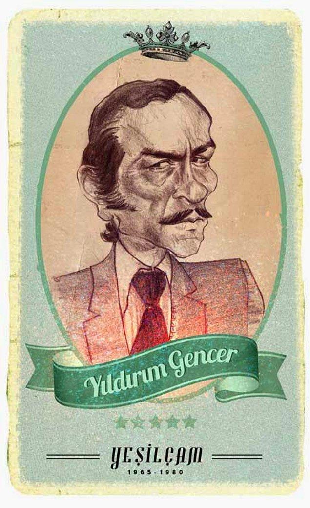 22 -  1936 – 2005 Yıldırım Gencer