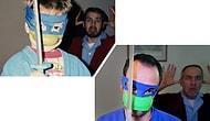 Çocukluk Fotğraflarını Müthiş Detaylarla Canlandıran 3 Kardeşin Gülümseten Fotoğrafları