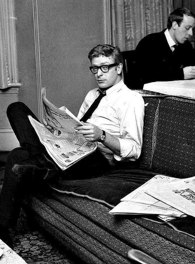 17. Michael Caine'nin gençliği, 1959.