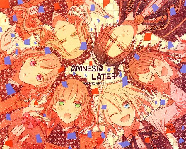 4.Amnesia