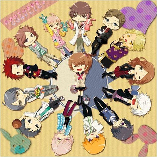 6.Brothers Conflict