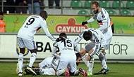Beşiktaş Zirveye Döndü