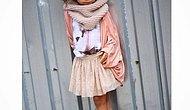 3 Yaşında Olmasına Rağmen Moda İkonu Olan Küçük Kız
