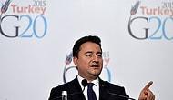 Babacan G20 Maliye Bakanları Toplantısı'nın Ardından Konuştu: 'Rahatlık Tuzağına Düşmemeliyiz'