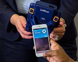 JetBlue, Apple Pay ile Ödeme Kabul Eden İlk Havayolları Oldu