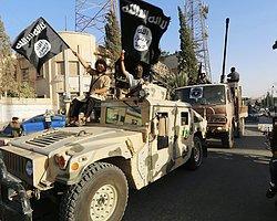 TSK: 'IŞİD'e Katılmak İsteyen 14 Kişi Sınırda Yakalandı'