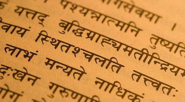 11. Sanskrit