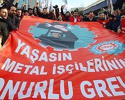 Metal İşçilerinin Ertelenen Grevi ve Ertelenemez Gündemi | Metin Özuğurlu | Al Jazeera Turk