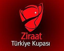Türkiye Kupası'nda Çeyrek Finalistler Belli Oldu