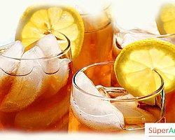 Buzlu Çay Tarifi