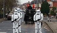 Star Wars'lu Cenaze Töreni