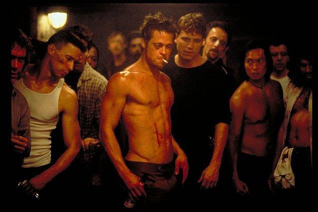 5. Fight Club (Dövüş Kulubü, 1999)