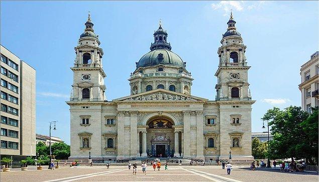 Aziz Stephen Bazilikası Budapeşte