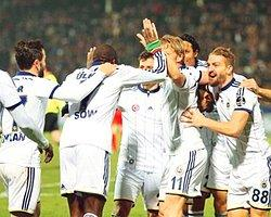 Fenerbahçe Avrupa'da İlk 5'te