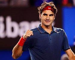 İstanbul'da Federer Rekoru!