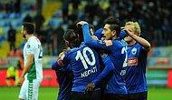 Erciyesspor, Konyaspor Engelini Farklı Geçti