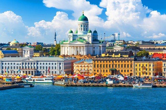 4. Finlandiya