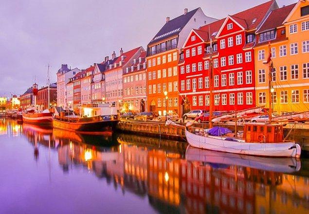 3. Danimarka
