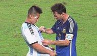 Futbolun Yüreğinizi Burkacak Sevgi Dolu Anları